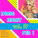 Drag Night Vol. IV is here!