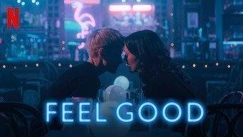 Pink tip Feel Good Netflix serie