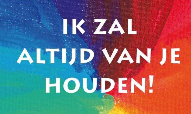 Boekrecensie: Ik zal altijd van je houden! door Geja van Reenen (2020)