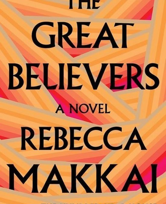 Book review The Great Believers by Rebecca Makkai (2019)
